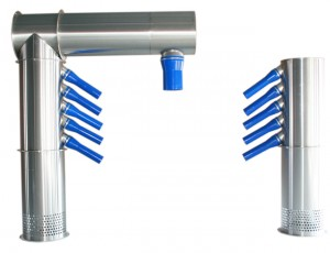 Limited Space Drying System - Stainless Steel Series